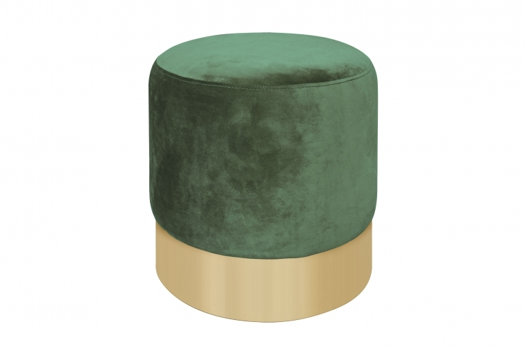 V Lab Meubels : Ella poef groen overige meubels stoop furniture