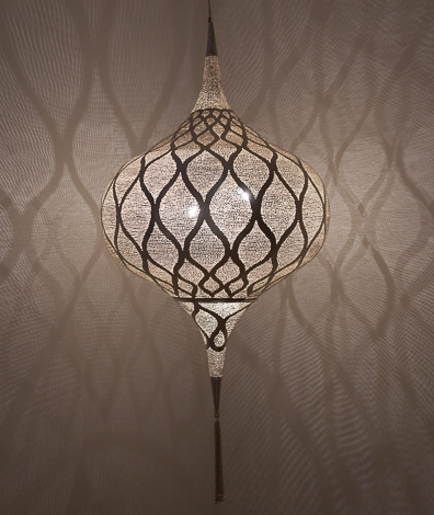 Spiksplinternieuw Grace XL Moorish zilver - Hanglampen - Stoop Furniture UK-25