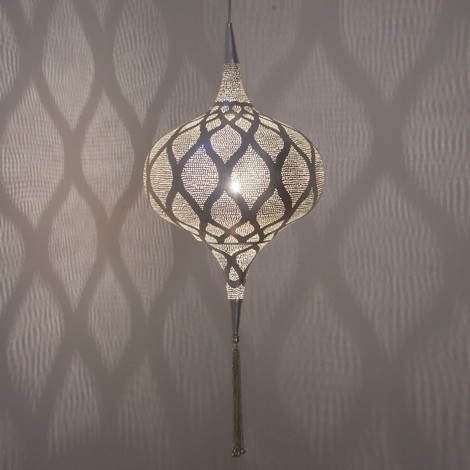 Verwonderend Grace Medium Moorish zilver - Hanglampen - Stoop Furniture SG-27