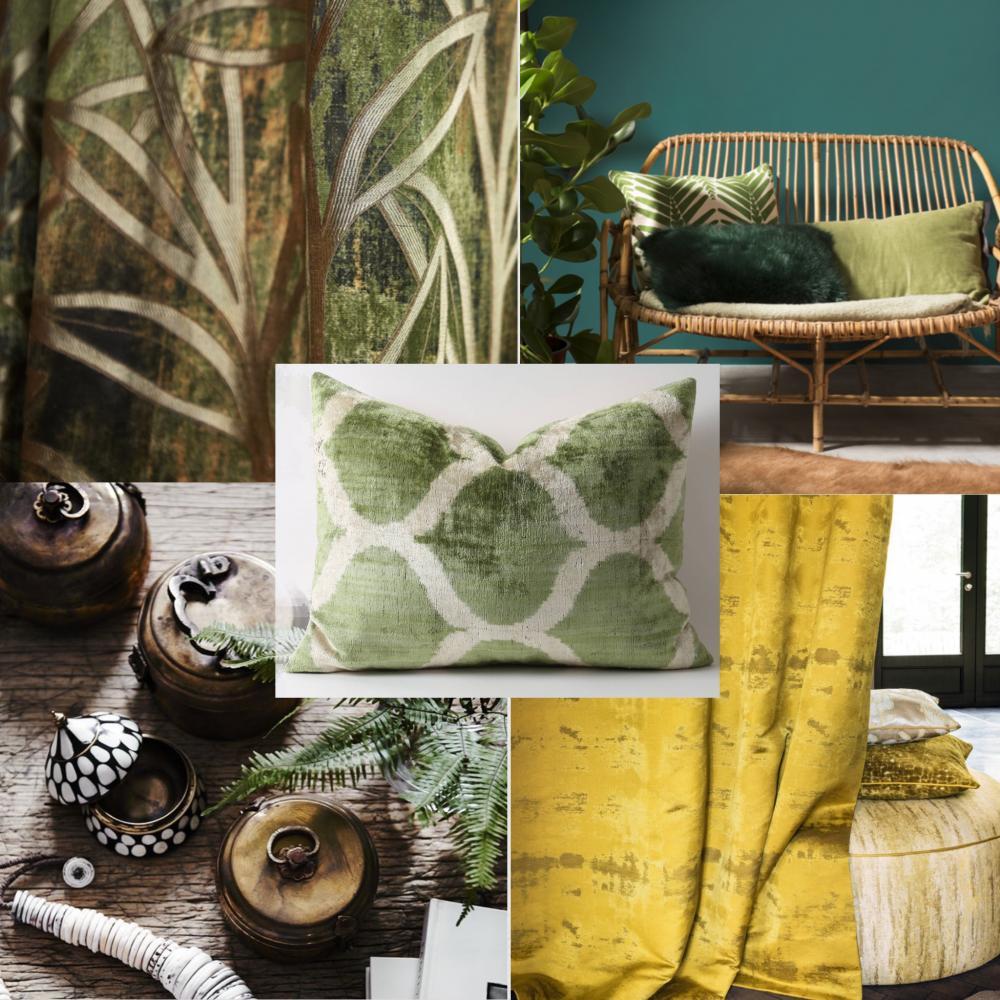 Stoffen & Gordijnen - Stoop Furniture